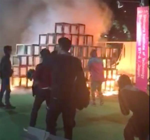 物 事件 死亡 展示 火災