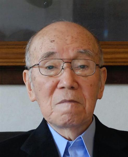 ミスター新幹線」小里貞利氏死去...