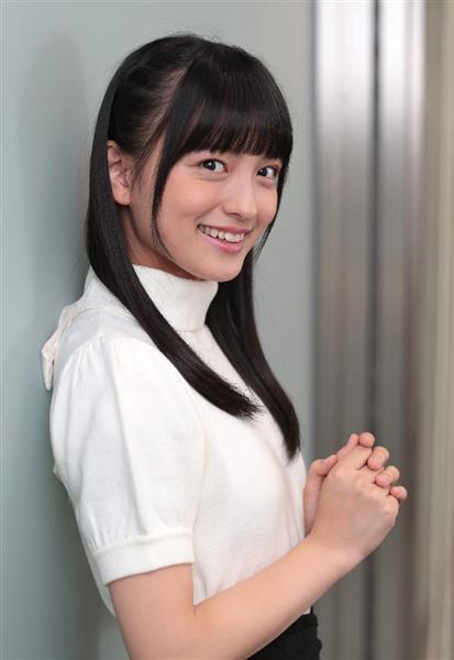 横顔が可愛い清井咲希