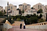 イスラエル、入植非難決議に反発...