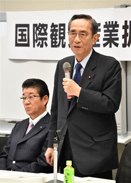 【2016自民党派閥総決算】(4)細田派 会長の「ユルさ」ゆえか ...