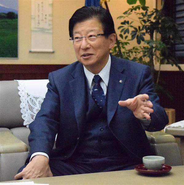 川勝平太・静岡知事インタビュー...