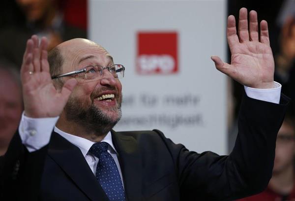 ドイツ社民党、前欧州議長を首相...