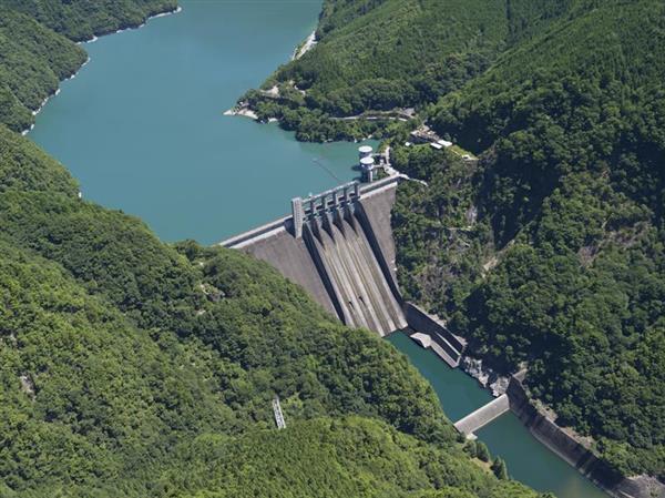 戦後復興期から日本の電力を支えてきた佐久間ダム・発電所(静岡県浜松市)