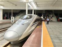 【江藤詩文の世界鉄道旅】鉄道ファン注目! あの列車に乗りに中国へ 中国高速鉄道(1)
