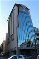 東京MXテレビが入る半蔵門メディアセンター=東京都千代田区(玉嵜栄次撮影)