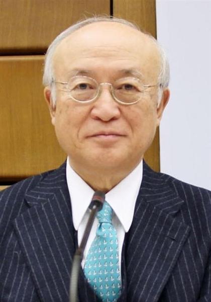 IAEA、天野之弥事務局長を再任へ...