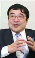 麗澤大学客員教授、モラロジー研究所室長・西岡力(野村成次撮影)