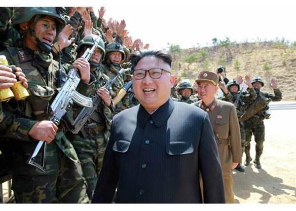 北朝鮮情勢】金正恩氏、特殊部隊...