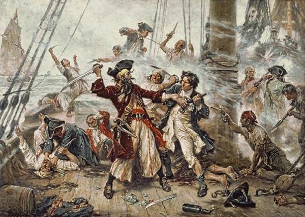 水中考古学へのいざない(12)】カリブの海賊は「荒くれの大男」では ...