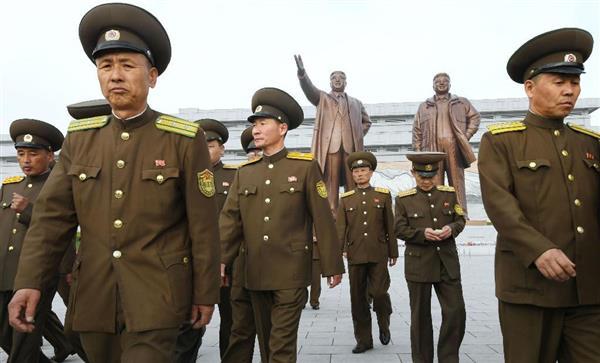北朝鮮情勢】朝鮮人民軍創建85年...