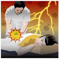 「マッサージ 痛い 画像」の画像検索結果