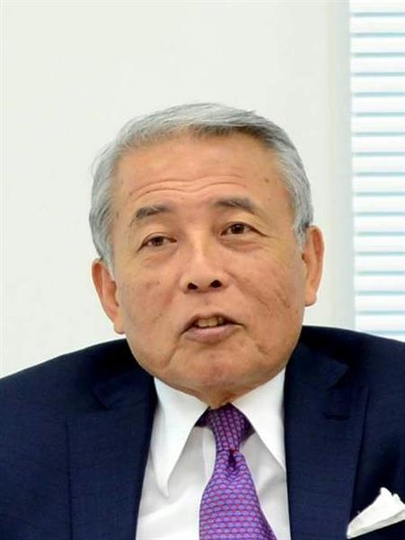 九経連会長、麻生氏続投へ 専務...