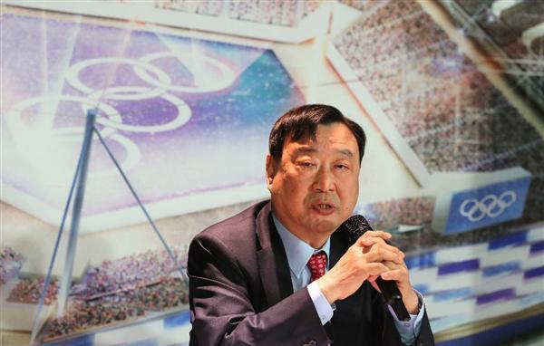 평창올림픽 조직위는 외국인 관광객의 수락에 자신을 보이고 있지만, 실태는 심각같다(AP)
