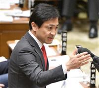 民進党の玉木雄一郎幹事長代理
