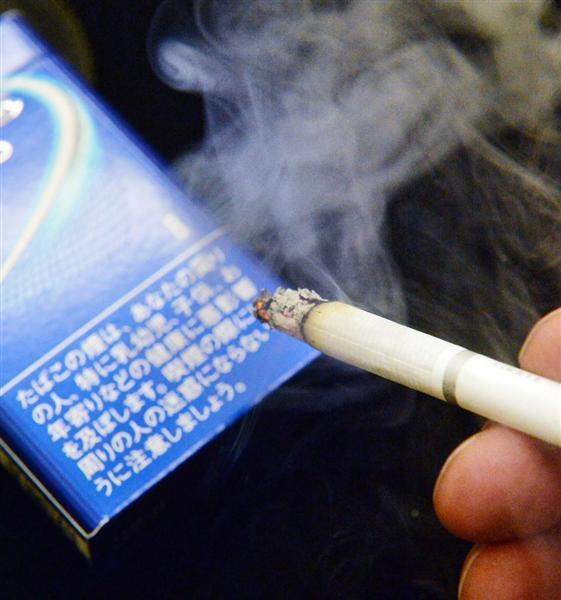 受動喫煙対策、法案提出先送り 飲食店線引きめぐり厚労省と自民が決裂 ...
