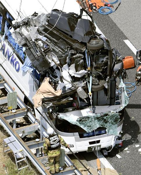 【愛知】東名高速バス事故 医師・伊熊正光さんが死亡 乗っていた車は代車 ★3 [無断転載禁止]©2ch.netYouTube動画>12本 ->画像>106枚