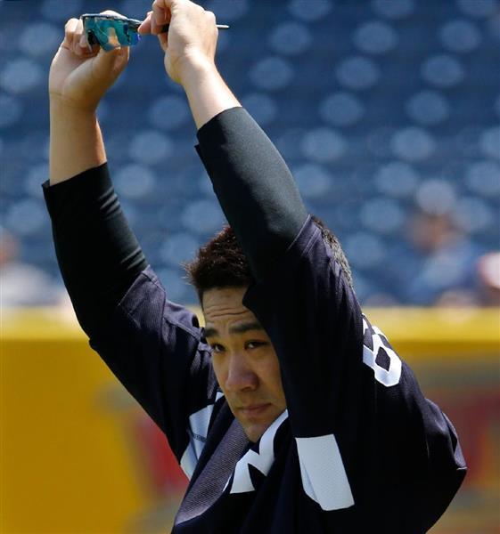 【MLB】「やるしかない」 自身5連敗中の田中将大、次回登板へ決意 - 産経ニュース【MLB】「やるしかない」 自身5連敗中の田中将大、次回登板へ決意緊急ニュースPRフォトPR産経フォトPRおすすめ情報PRPR