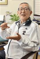 愛媛県の加戸守行前知事=松山市