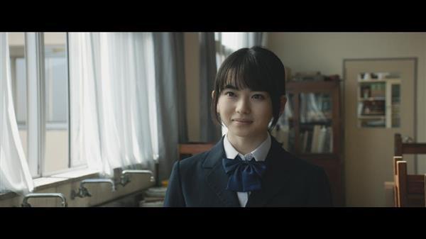 Cm 山田 杏奈