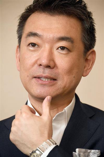 日本維新の会の橋下徹法律顧問