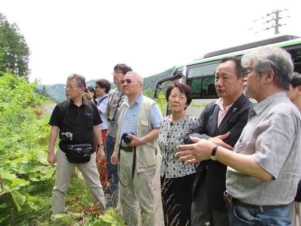 外資「国土侵食」の現場確認 産経新聞連載「北の大地」特別ツアー開催 自民党議員も同行