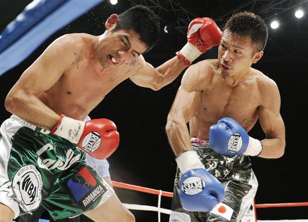 ボクシング】前WBAスーパーフェ...