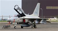 フィリピン空軍が運用する韓国のFA-50、T-50の姉妹機だが、たびたび墜落事故を起こしている(ロイター)