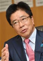 【新閣僚に聞く】加藤勝信厚生労働・働き方改革・拉致問題担当相「受動喫煙防止対策実現する…