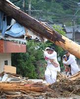 【安倍政権考】「まだしてなかったの?」九州北部豪雨でネットに書き込み 安倍政権の激甚災…
