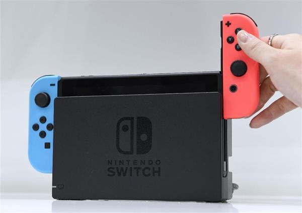 【任天堂】品薄「Nintendo Switch(スイッチ)」任天堂サイトで予約販売、22日から