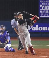 【プロ野球】阪神中谷の3ランなど猛虎打線が爆発 D1-神8