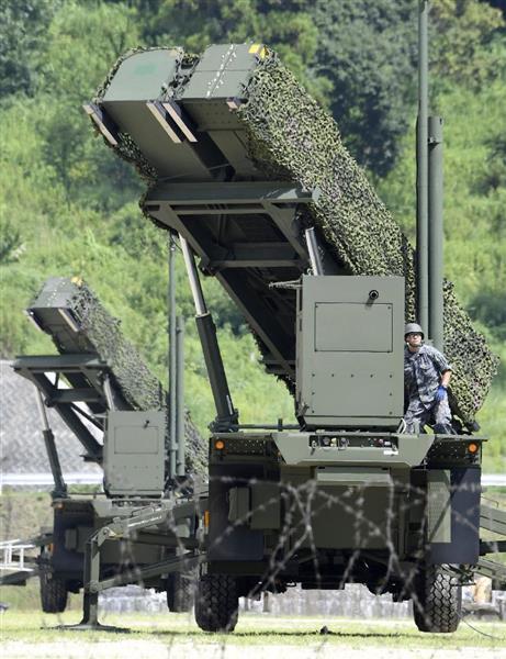 【国防】PAC3を中四国4カ所に展開 安倍首相「国民守るため最善尽くす」©2ch.netYouTube動画>26本 ->画像>8枚