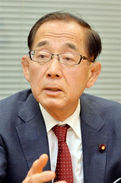 原田義昭衆院議員