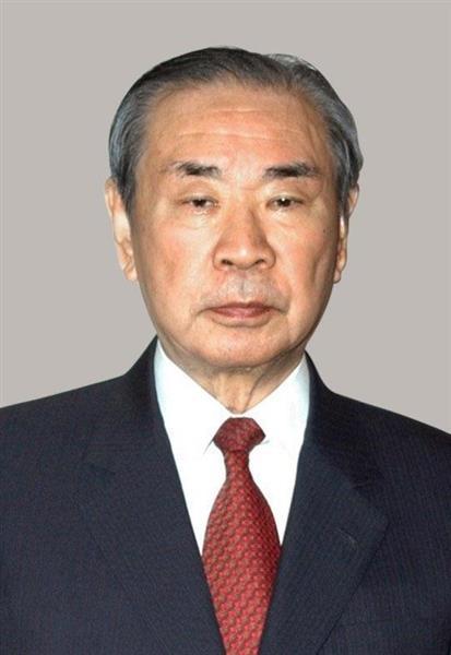 羽田孜元首相が死去 - 産経ニュ...