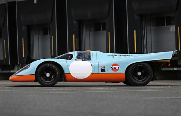 1970年式「Porsche 917K」 PHOTOGRAPH COURTESY OF Mathieu Heurtault/GOODING & COMPANY