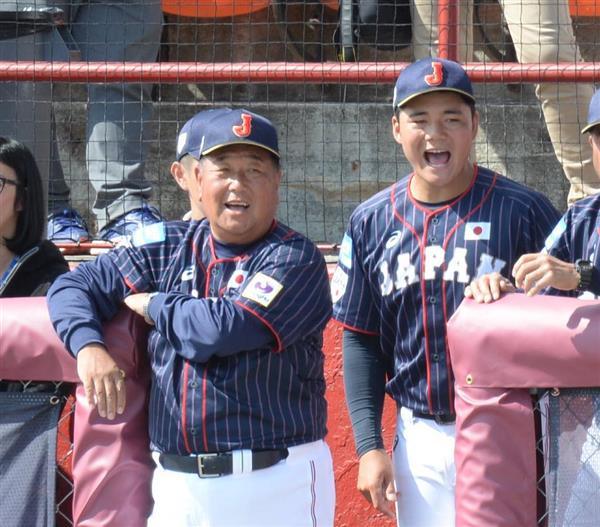 【野球U-18日本代表】日本・小枝守監督「効率のいい攻撃が ...