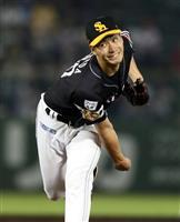 【プロ野球】ソフトバンク、オリックスに大勝、貯金44に 武田が今季初完封