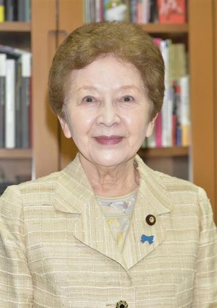 日本のこころ、無投票で中山恭子...