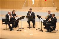 【告知】ウィーン木管五重奏団コンサート招待券プレゼント