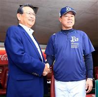 【プロ野球】オリックス福良監督が続投決定、来季が3年目
