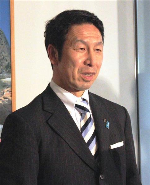 米山隆一 (政治家)