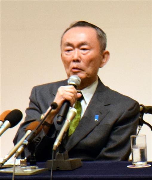 衆院選】「病気で身を引かざるを得ない」 平沼元経産相が引退を正式 ...
