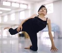 【WOMEN】義足のダンサー「自分の体を追究して表現」森田かずよさん