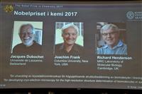 【ノーベル賞】化学賞 スイスと米国、英国の3氏に授与 日本人研究者の受賞ならず