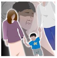 【衝撃事件の核心】禁断の「援助交際」出産 別の男性と築いた家庭はDNA鑑定で暗転した