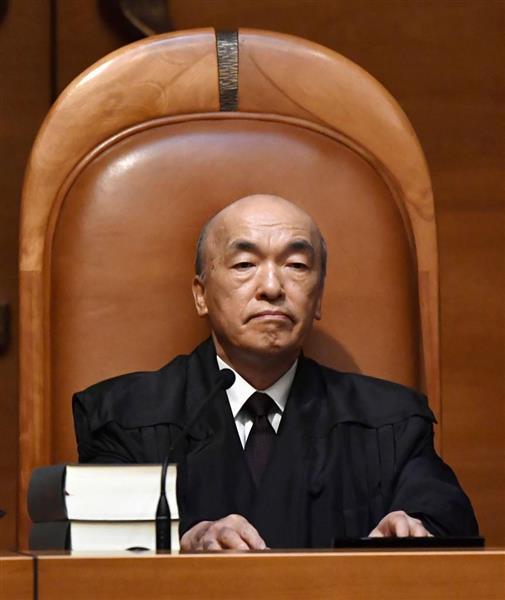 最高裁7裁判官の国民審査も10日...