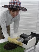 10分で土壌分析→適量肥料提案 シャープ、農家用に装置発売へ