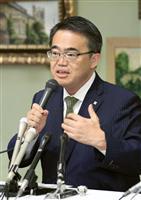 【衆院選】大村秀章愛知県知事「特定の党の応援入らず」 希望、維新と距離