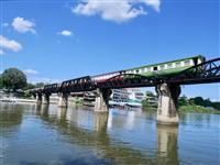 【江藤詩文の世界鉄道旅】タイ鉄道ナムトック線(4)映画「戦場にかける橋」のテーマ曲を口…